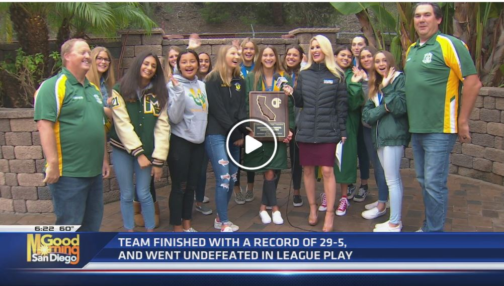 Girls Water Polo Interview